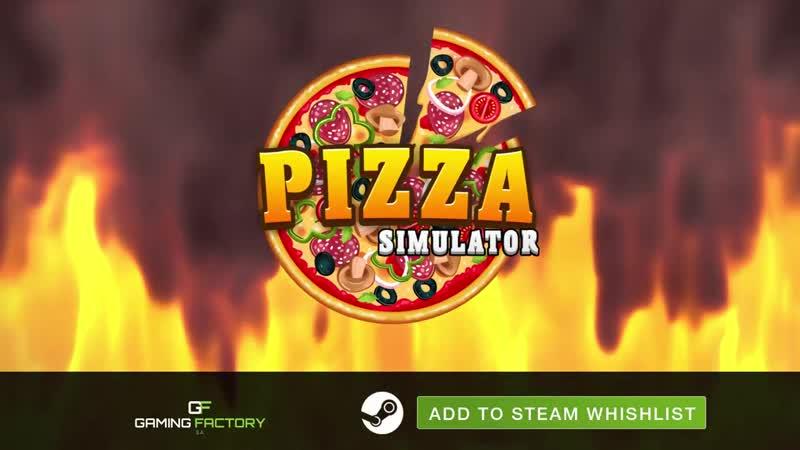 Откроете пиццерию в игре Pizza Simulator