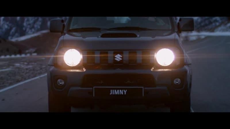 Suzuki Jimny Большие планы на зиму