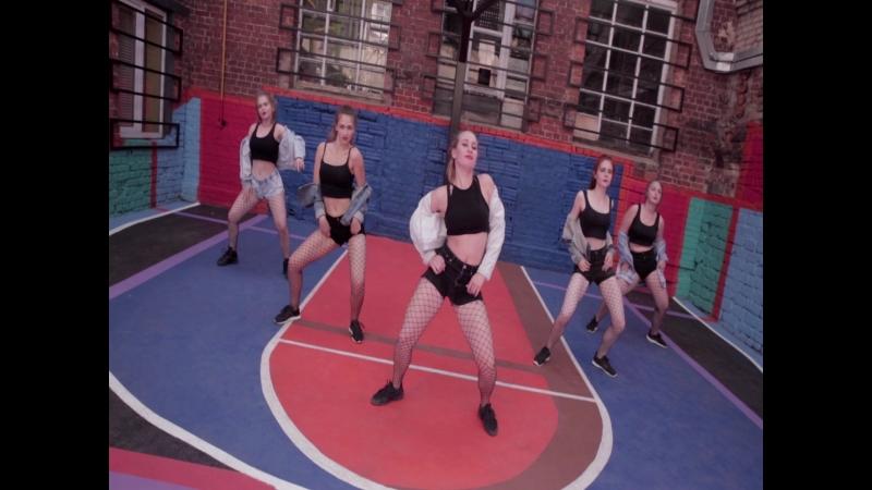 Реггетон, новая группа на Бауманской, школа танцев МАРТЭ