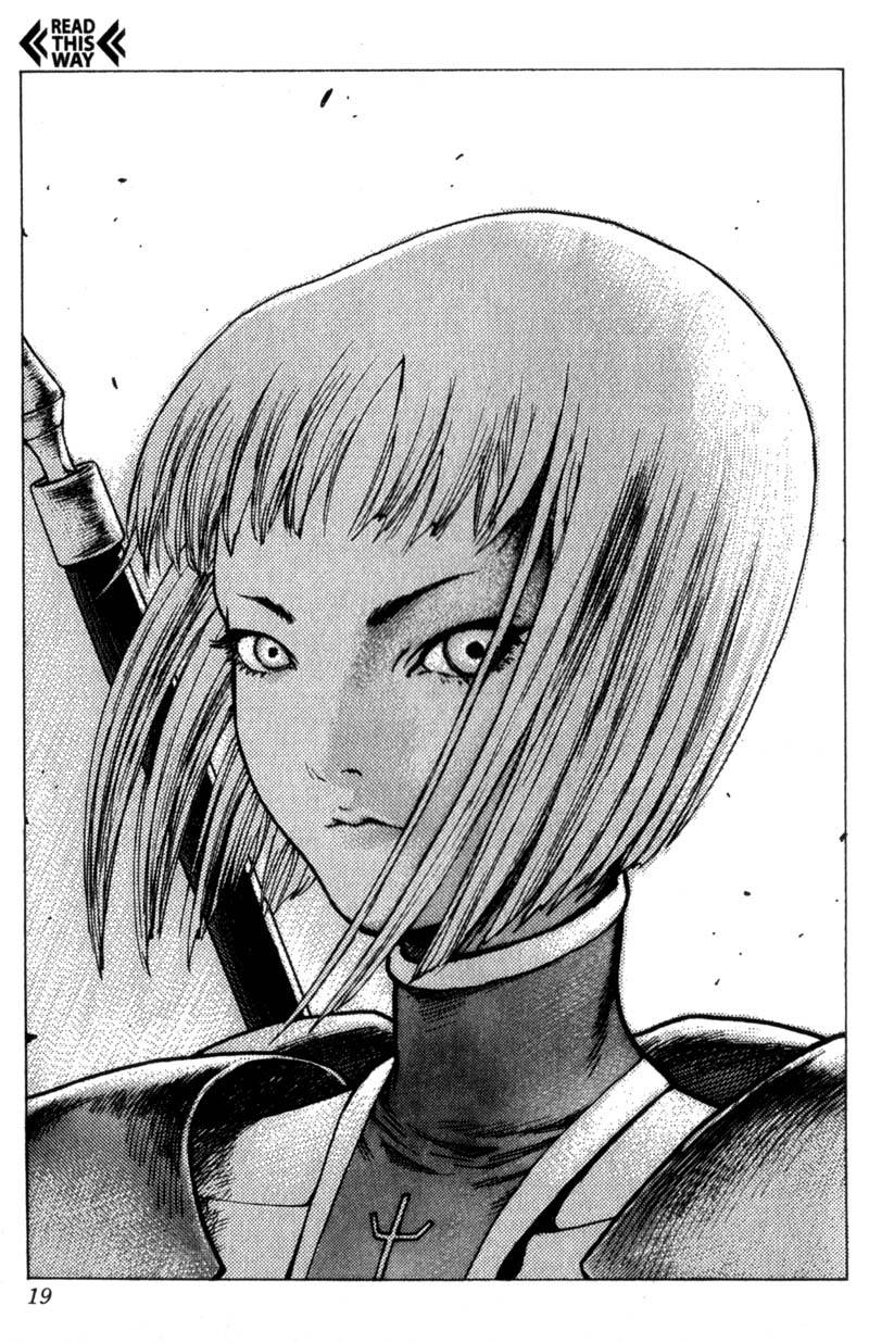 Claymore, Chapter 1, image #19