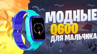 Детские смарт часы с видеозвонком Smart Baby Watch Tiroki Q600