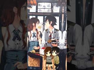 anime edit cute couple hare hare ya [AMV]
