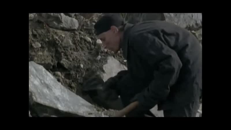 Сталинские рабы эпизод из фильма Завещание Ленина снятом по мотивам рассказов Варлама Шаламова