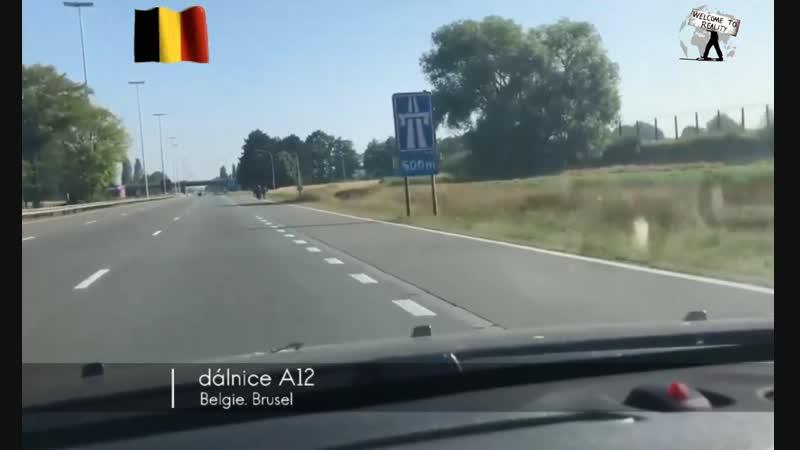 Cestou necestou směr Brusel