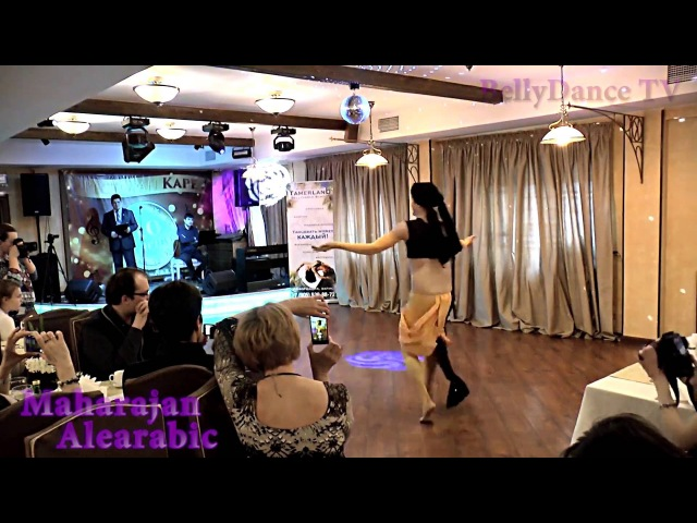 Bellydance TV - Maharajan Alearabic - Tamerlan