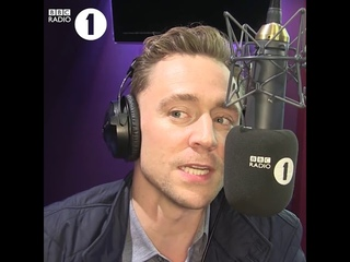 Tom Hiddleston explains Pi for all your maths revision interview 2018
