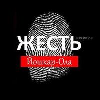 Логотип Жесть Йошкар-Ола