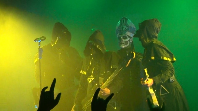 Ghost Ritual and Prime Mover Live in Santa Ana 4 28 14