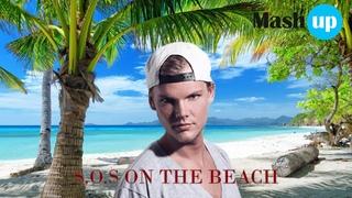 Avicii feat. Aloe Blacc Vs Chris Rea - . on the beach - Paolo Monti mashup 2019
