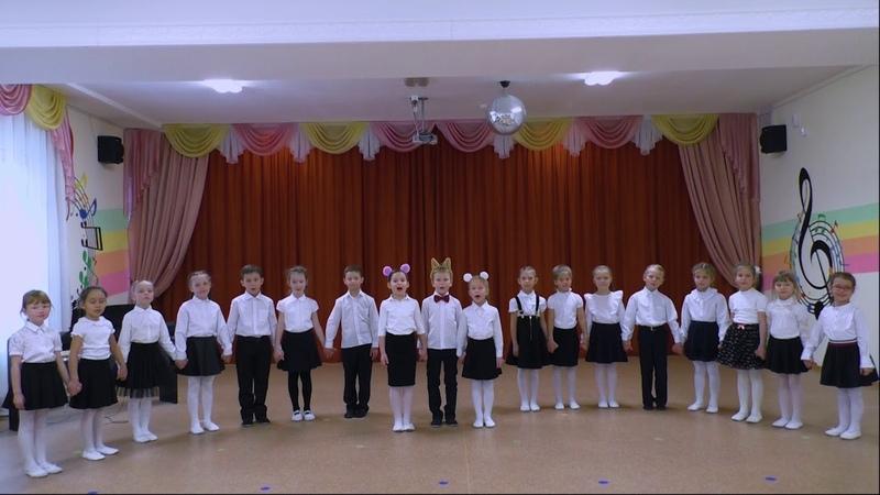 Песенка кота Леопольда В Академическом завершилась Битва хоров 2020