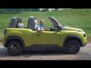 Citroen eMehari im Test - Das ideale Sommerauto - 163 testet den Elektro Mehari -4k-