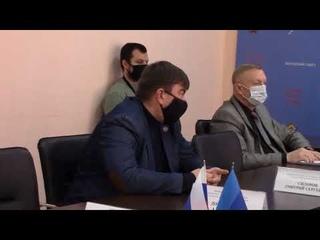 Дмитрий Сидоров об археологических исследованиях и некоторых вопросах религиозных организаций.