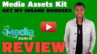 Media Assets Kit PLR Review Demo ❗WARNING❗ Do Not Buy Without My Custom Bonuses!