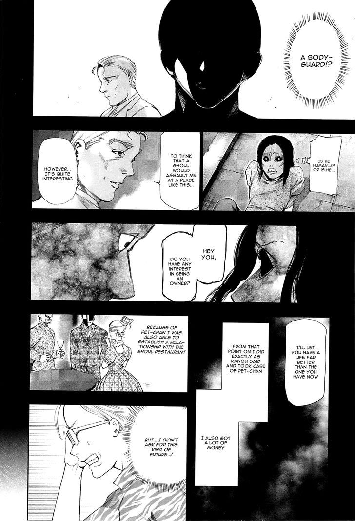 Tokyo Ghoul, Vol.10 Chapter 92 Lady, image #6