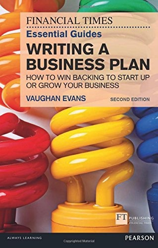 Vaughan Evans] Writing a Business Plan  How to wi