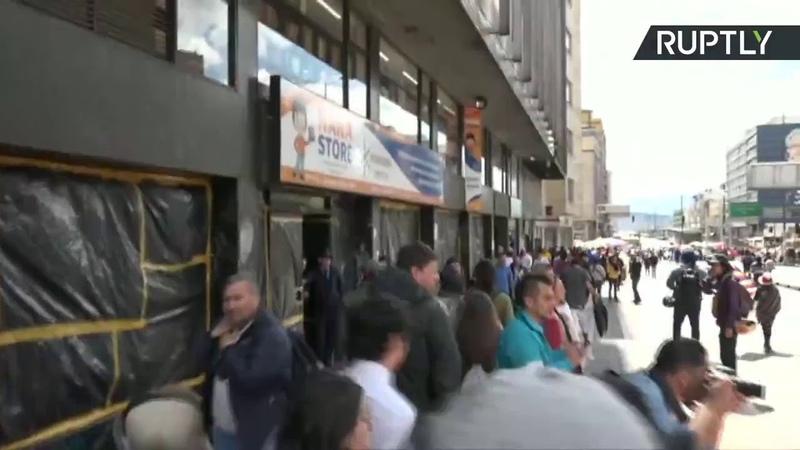 EN VIVO Tercer paro nacional en dos semanas en Colombia