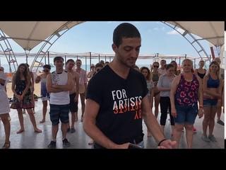 SON CUBANO workshop. Salsa Energy. Sergey Gazaryan @ QFest Salsa Festival 2020