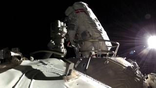 First spacewalk on the China Space Station