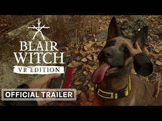 Blair Witch: Oculus Rift Edition Launches Today! Trailer