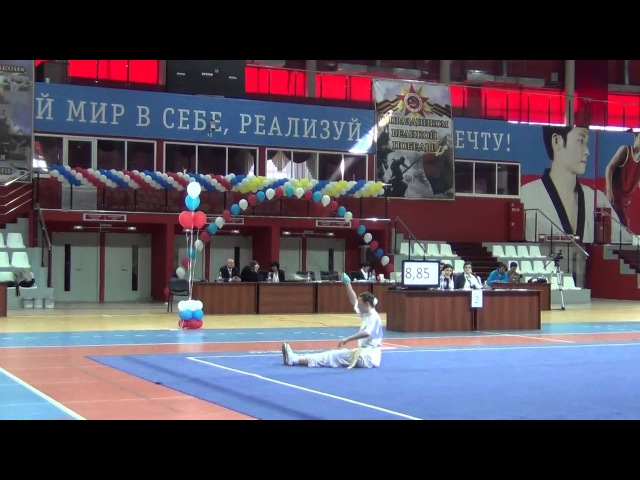 ЧиП России по Ушучуаньтун 2013 - Усольцева Кристина - цзюцзебянь