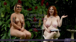Lana-Rain Nude Interview Preview