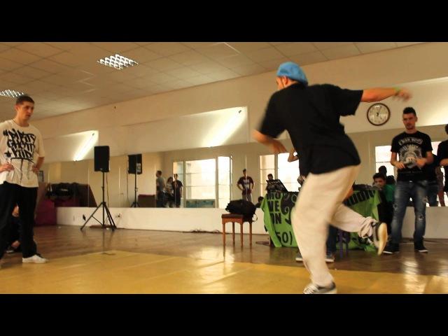 Hip hop 1x1 pro Santa vs Amarock win