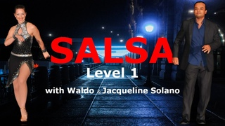 Salsa Level 1 Suzy Q Step & Paseala Parnertwork 💃📱🕺