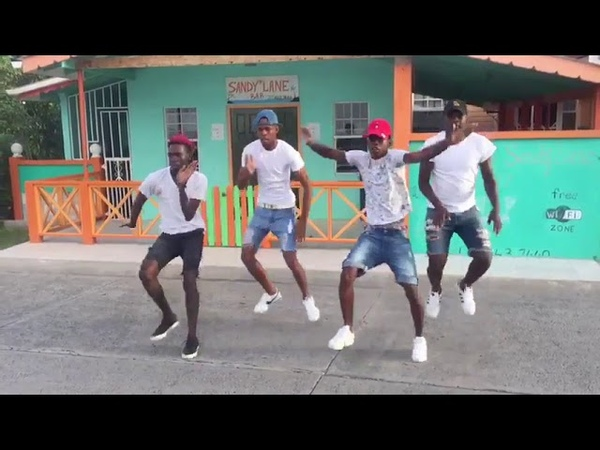 Alkaline - Black Heart Official Dance Choreography By Extreme Stepperz