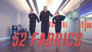 """Skooly """"52 FABRICS"""" Choreography by Lilla Radoci"""