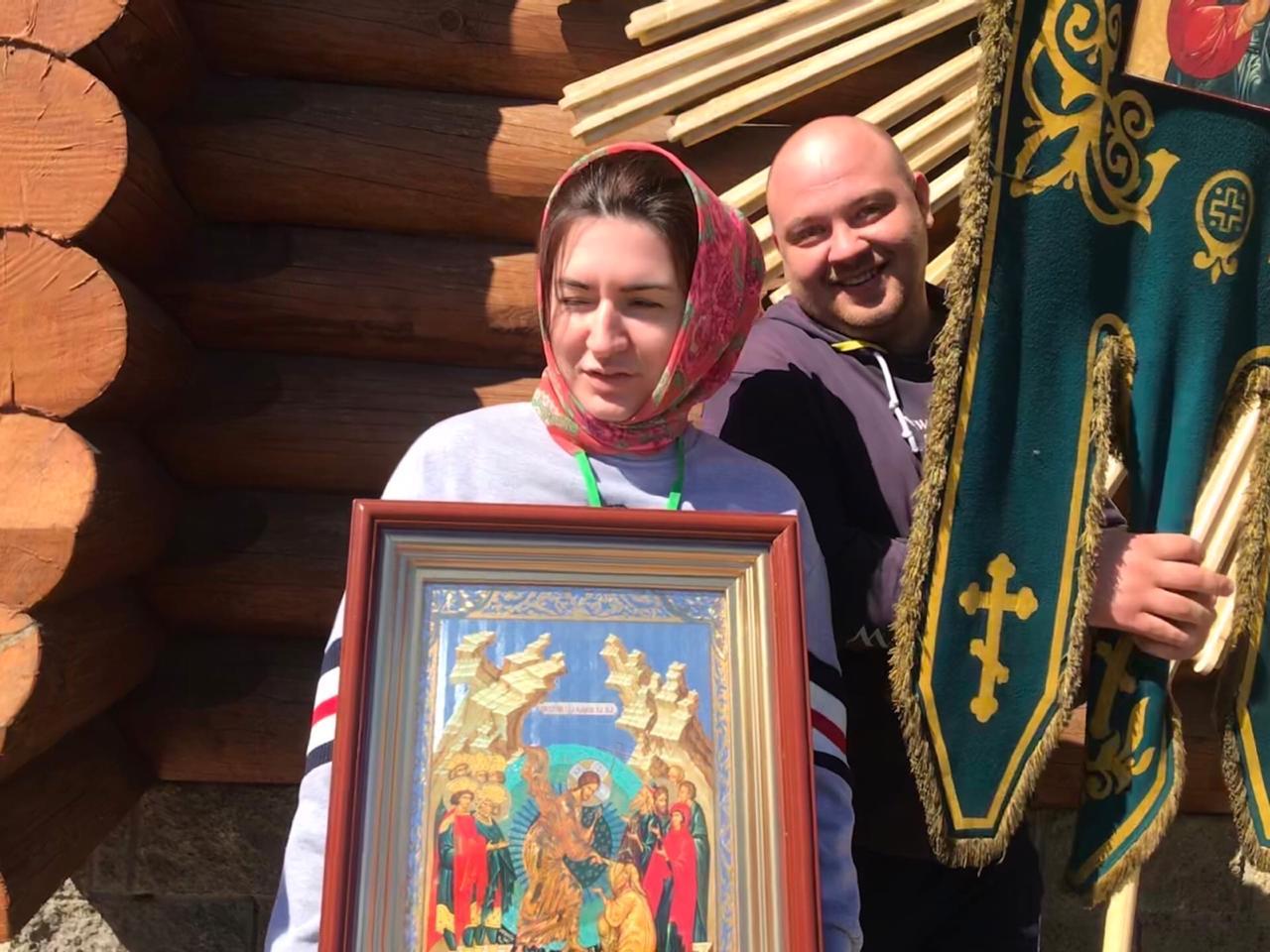 10 мая в храме Святого Равноапостольного князя Владимира в г.