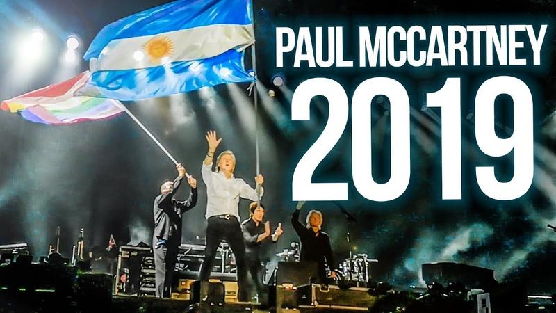 PAUL MCCARTNEY en ARGENTINA 2019 RECITAL COMPLETO