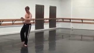 Cheers Darlin' - Damien Rice; dance improvisation
