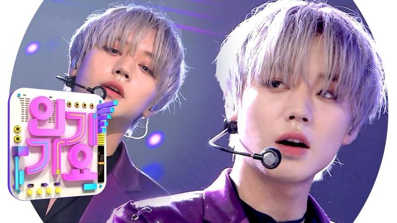 PARK JIHOON(박지훈) - 360 @인기가요 Inkigayo 20191215