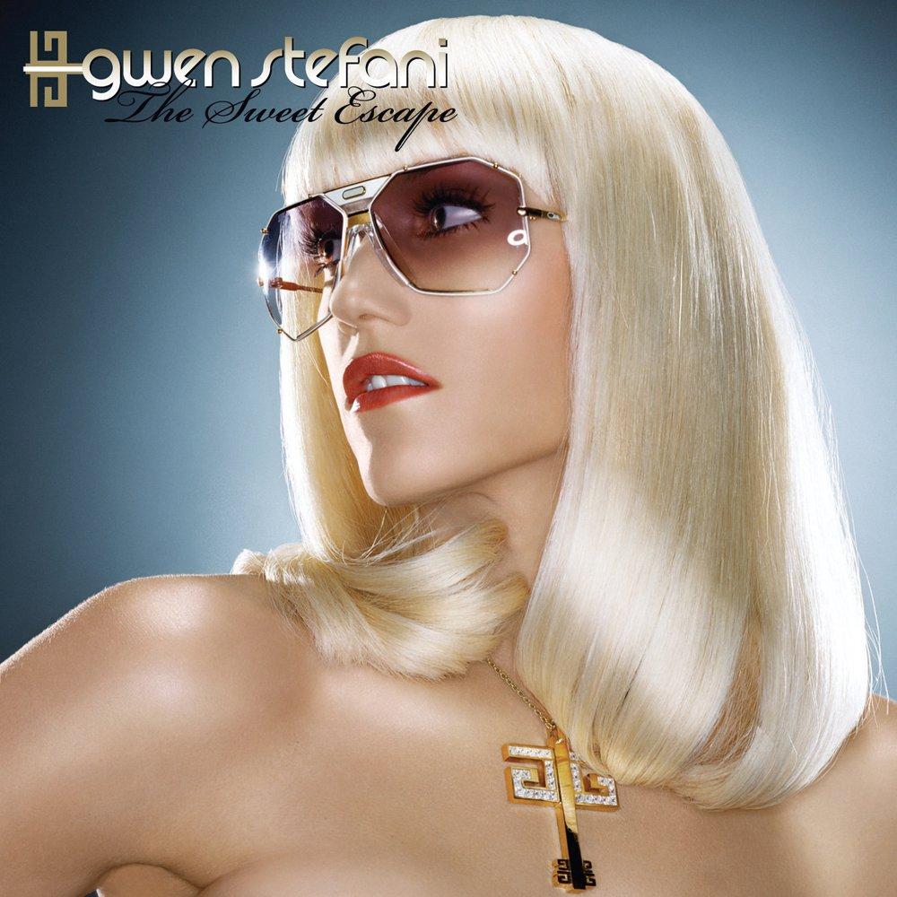 Gwen Stefani album The Sweet Escape (UK Only Version)