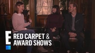 "Sam Heughan & Caitriona Balfe Talk Finding ""Home"" | E! Red Carpet & Award Shows"