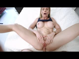 [JerkyWives / clips4sale] Cory Chase - Forever Stuck [2020, big tits, anal, cumshot, blowjob, blonde, taboo, incest]