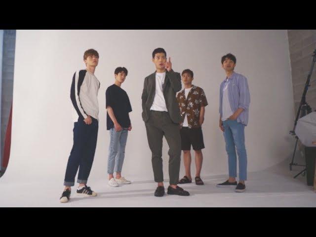 BTS SURPRISE U 서프라이즈 U : Съёмки для постеров 아이돌 권한대행 Idol Fever