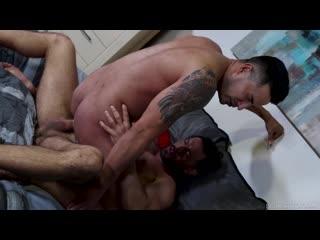 Extra Big Dicks - Alexander Garrett  Hunter Vance - Big Dick Reunion