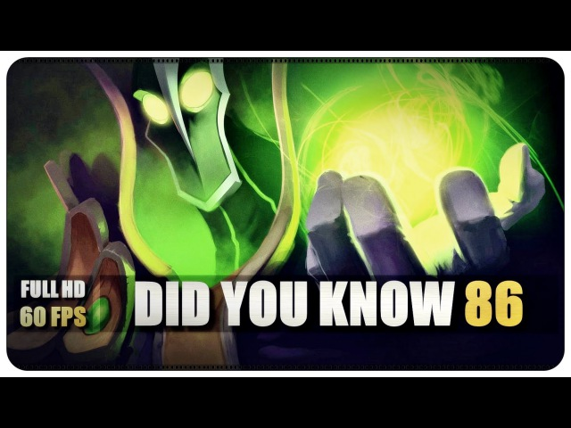 DOTA 2 Did You Know EP86