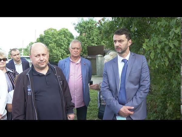 В продолжение своего рабочего визита в ТУ Софьинское Виктор Неволин посетил хостел
