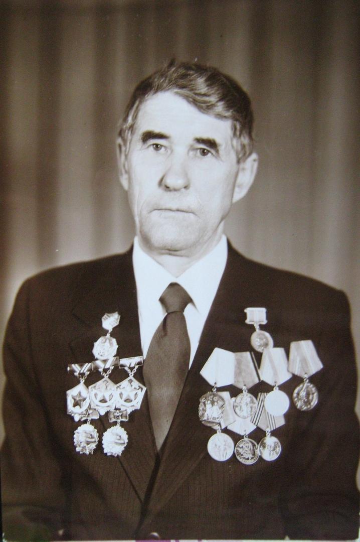Лапшов Дмитрий Филиппович