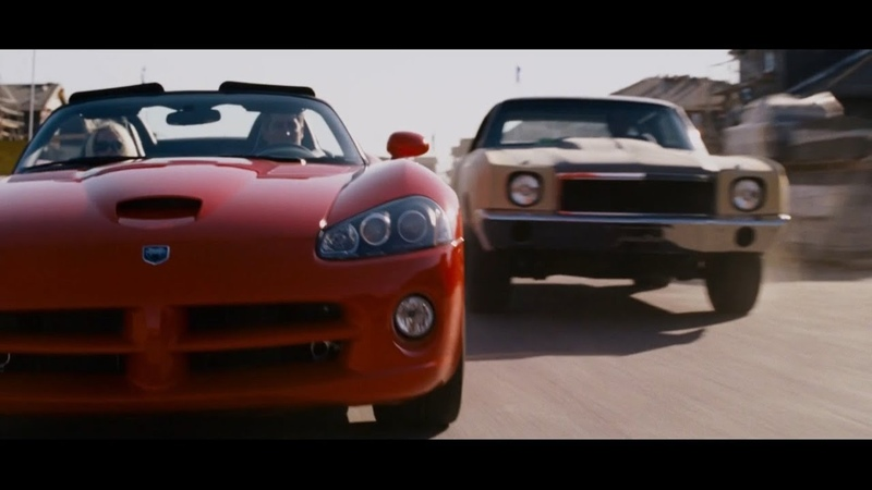 Fast and Furious Tokyo Drift 2006 Race for a girl Bawitdaba Blu ray 4K
