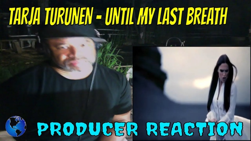 Tarja Turunen Until My Last Breath The End Records Producer Reaction