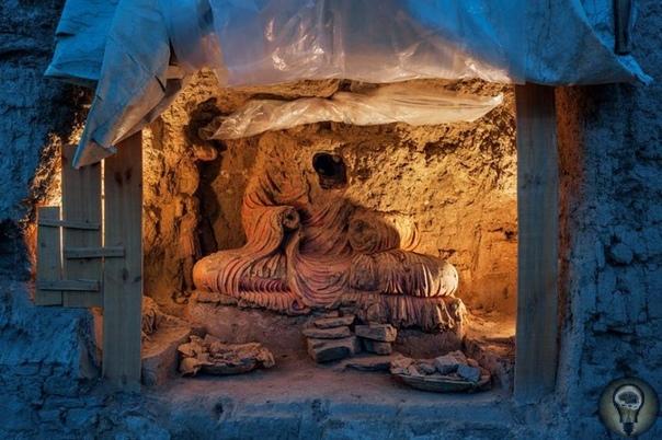 Мес Айнак  загадочные древние сооружения