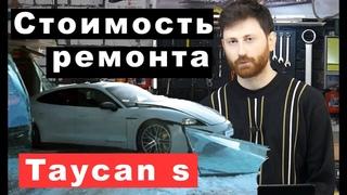 Причина по которой Литвин перепутал педали на Porsche Taycan