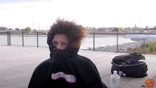 ZION EFFS NEVER EATS SOGGY WAFFLES! Screaming Vlog 40 | Santa Cruz Skateboards