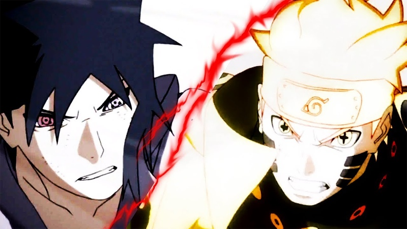 Naruto 「AMV」 jxdn Angels Demons HD