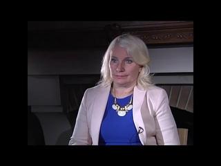 Караулов Диалог с Т.Давыденко, председателем Счетной палаты Красноярского края