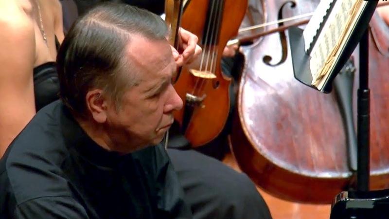 Mikhail Pletnev plays Tchaikovsky - Piano Concerto No. 1 (Beijing, 2018)