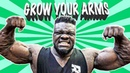 TIME TO GROW YOUR ARMS FT THE BOOGIEMAN, ANDREW AND QUENTIN